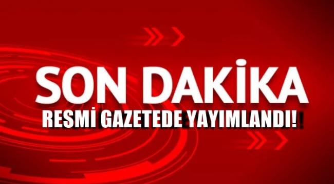 Son dakika! Sosyal medya yasası Resmi Gazete'de yayımlandı