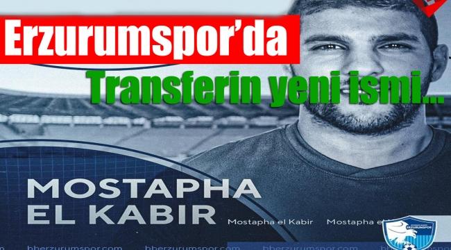 BB.Erzurumspor'da Transferin yeni ismi...