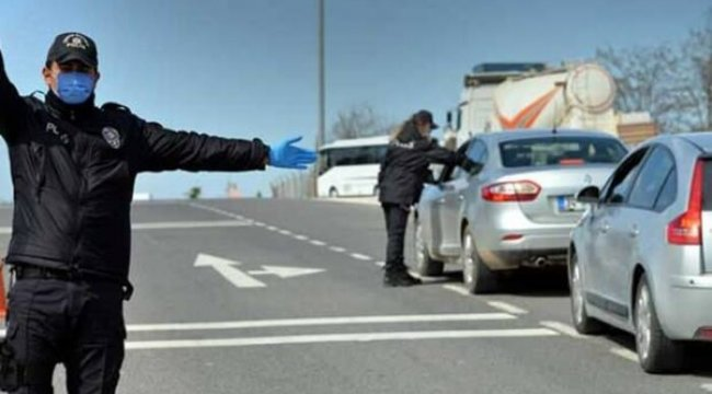 Özel araçla seyahat etmek yasak mı? Özel arabayla şehirler arası seyahat yapılıyor mu?
