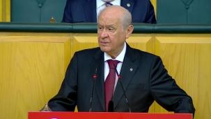MHP Genel Başkanı Bahçeli: Üniversite sınavları tamamen kaldırılmalıdır